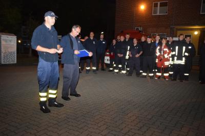 Vorschaubild zur Meldung: Brandschutzeinheit des Landkreises Prignitz rückt zur Unterstützung aus