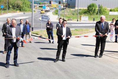 Bild der Meldung: Umgestaltung des Kreuzungsbereiches Blaue Liede - Interkommunale Zusammenarbeit