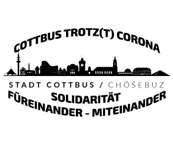 Bild der Meldung: Cottbus trotz(t) Corona - bunte Luftballons über der Stadt Cottbus