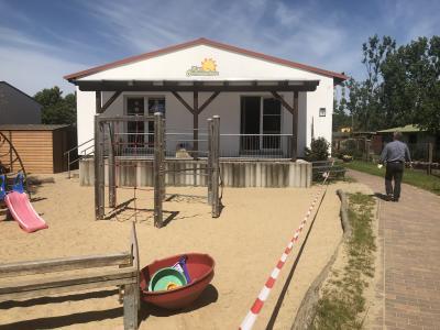 Foto zu Meldung: Nach Corona-Schließung: Einrichtung wieder in Betrieb