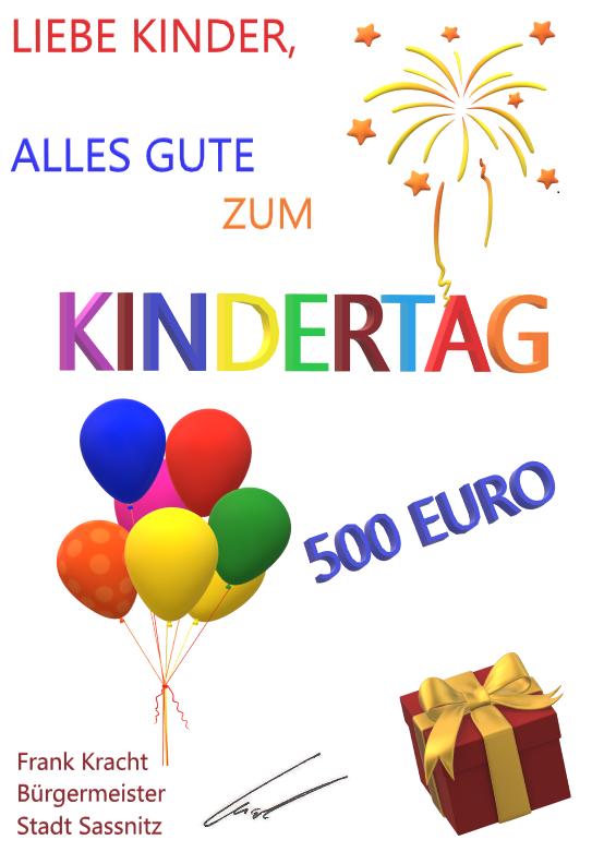 Kindertag 2021