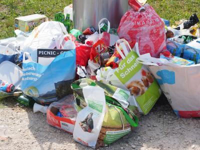 Foto zur Meldung: Kein Wild-Entsorgen – So funktioniert die korrekte Müllentsorgung in Nauheim