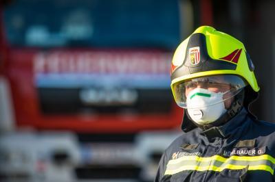 Foto zur Meldung: Brandanschlag in Werder