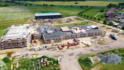 Schule Miltzow Neubau 05-06-2020