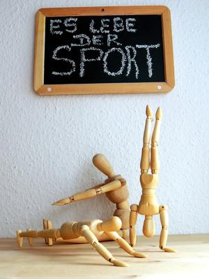 Foto zu Meldung: Ab sofort wieder Seniorensport auf dem Sportplatz