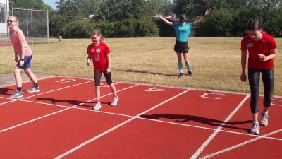 Foto zur Meldung: Sportabzeichen-Training von Reservisten angeboten