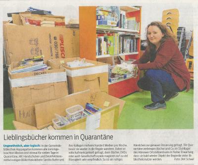 Foto zur Meldung: Bibliotheken in Märkisch-Oderland kehren nach und nach zur Normalität zurück