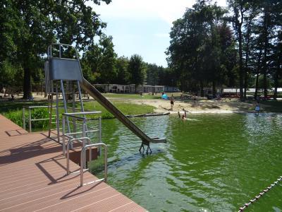 Foto zu Meldung: Zuwendungsbescheid für Strandbad Lehnin