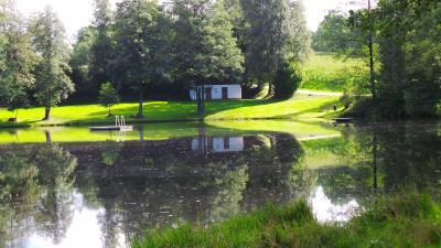 Naturbadeweiher Hohenau