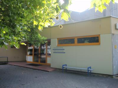 Foto zur Meldung: Georg-Schad-Halle ist bis auf Weiteres gesperrt!