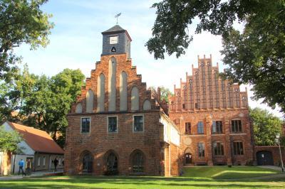 Foto zur Meldung: Kloster Zinna im ARD Morgenmagazin