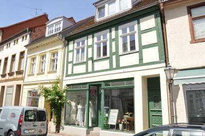 Vorschaubild zur Meldung: Wohnungsangebot Wittstocker Innenstadt