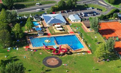 Foto zu Meldung: Der Sommer ist gerettet! - Öffnung des Familienbades in Wächtersbach