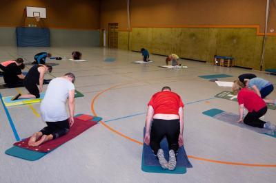 Vorschaubild zur Meldung: Zusätzliche Gruppe Pilates am Abend