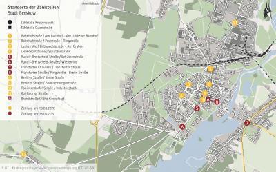 Foto zur Meldung: Fortschreibung des Verkehrskonzepts der Stadt Beeskow