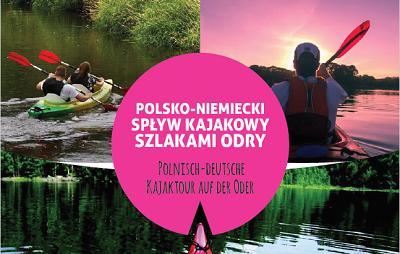 Deutsch-Polnische Kajaktour auf der Oder