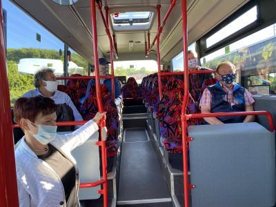 Vorschaubild zur Meldung: Neue Buslinie in Sassnitz