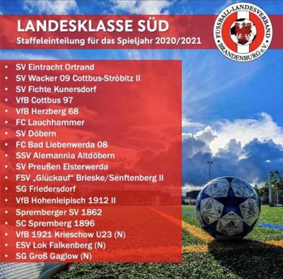 Foto zur Meldung: Fußball: Staffeleinteilung für unsere I. Männermannschaft