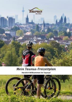 Vorschaubild zur Meldung: Mit dem neuen Taunus-Freizeitplaner die Highlights der Freizeitregion Taunus entdecken