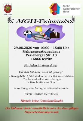MGH-Flohmarkt