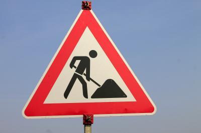 Foto zur Meldung: Mehrere Straßensperrungen in Calau notwendig