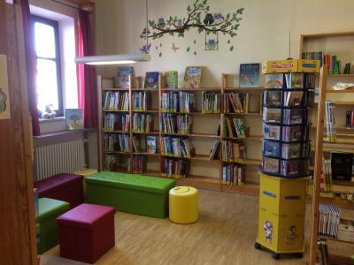 Foto zur Meldung: Gemeindebücherei ab 23. Juni für spontane Besucher geöffnet