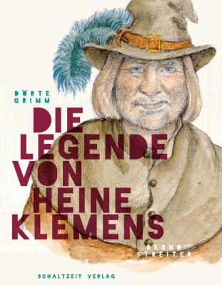 Die Illustrationen für das Buch stammen von Bernd Streiter. Quelle: Verlag