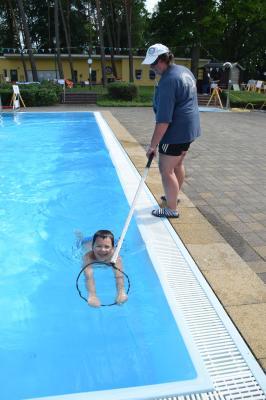 Vorschaubild zur Meldung: Die Badesaison läuft, und der Sommerurlaub steht an.