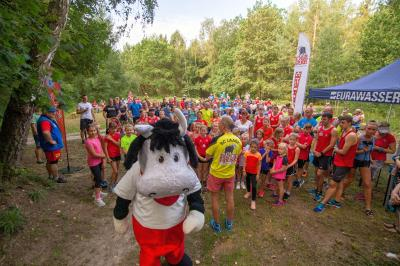 Foto zur Meldung: Aktives sportliches Leben kehrt zurück – BLOCKY-BLOCK Lauf findet statt