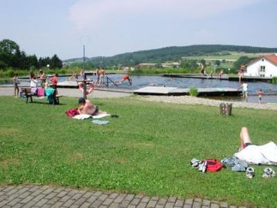 Bild der Meldung: Badebiotop öffnet am 03. Juli