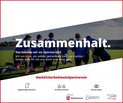 Vorschaubild zur Meldung: Wir halten zusammen! Imagekampagne