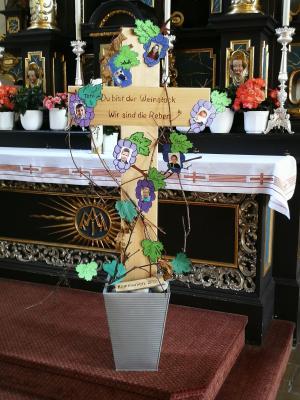 Symbol der diesjährigen Erstkommunionfeier