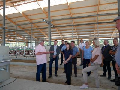 Landratsbesuch OSL 2020 in Saßleben