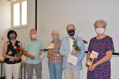 Foto zur Meldung: Über 50 Näherinnen und Näher haben mehr als 1500 Schutzmasken gefertigt
