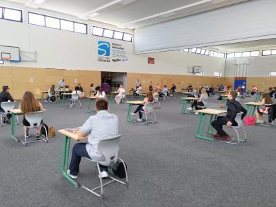 Vorschaubild zur Meldung: Verabschiedung der 10. Klassen der Europaschule Storkow