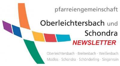 Newsletter der PG Oberleichtersbach-Schondra