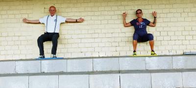 Bild der Meldung: Sport in den Ferien beim TVA erfolgreich angelaufen!