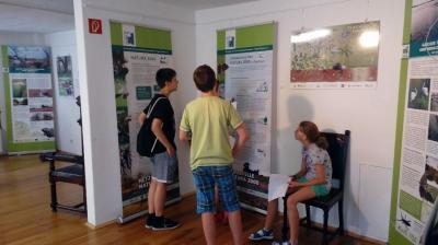 """Vorschaubild zur Meldung: Ausstellung """"Natura 2000"""" in Belgern"""