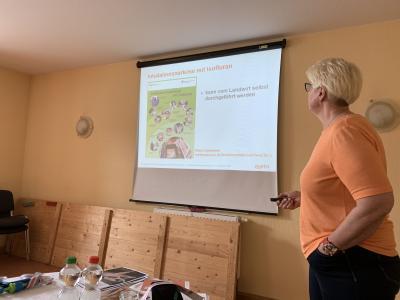 Vorschaubild zur Meldung: 5.Isofluranschulung in Südbrandenburg