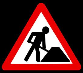 Foto zu Meldung: Verkehrsbeeinträchtigungen durch Baumaßnahmen in der Alsfelder Straße / Lauterbacher Straße