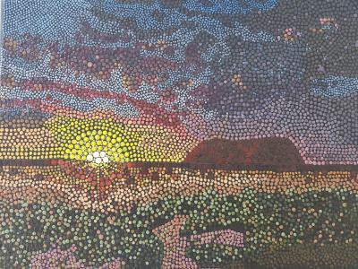 Dot Painting Luisa Keller (9b)