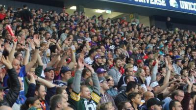 Bild der Meldung: Sportbetrieb mit Zuschauern
