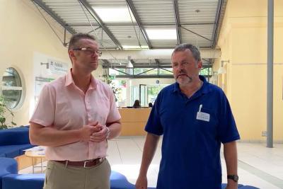Bild der Meldung: Fragen & Antworten zur Insolvenz des Bergarbeiter Krankenhauses