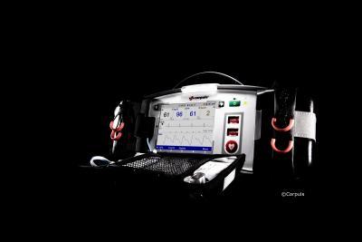 Vorschaubild zur Meldung: Defibrillator für die Feuerwehr Klecken