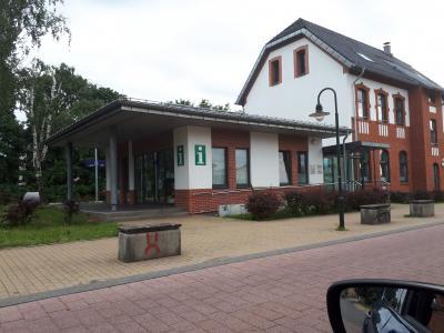 Foto zur Meldung: Zu Besuch im Tourismuspavillon