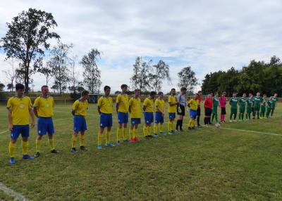 Vorschaubild zur Meldung: Spielbericht: Kreispokalspiel der 1. Männermannschaft  am 28.06.2020