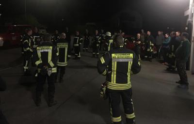 Kommandant informiert: Feuerwehr-Notfallplan-Pandemie