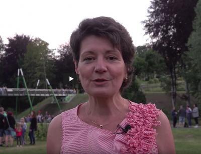 Vorschaubild zur Meldung: Das Video der Brückenweihe ist fertig