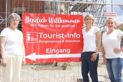Foto zu Meldung: Tourist-Info wieder samstags geöffnet