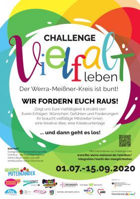 Challenge - Vielfalt leben!